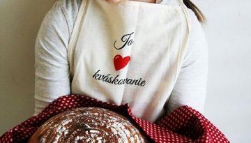 Recept na detský kváskový chlieb