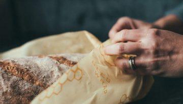 beeswrap balenie chleba