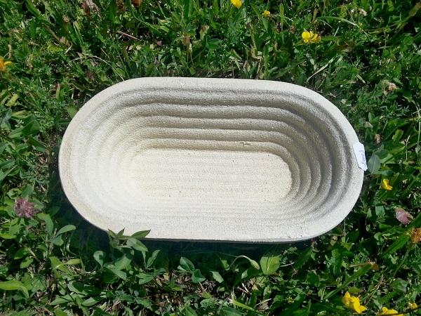 osatka na chlieb ovalna vrubkovana