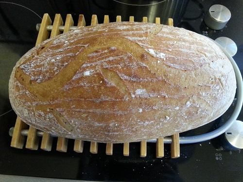 chrumkavy makucky kvaskovy chlebik