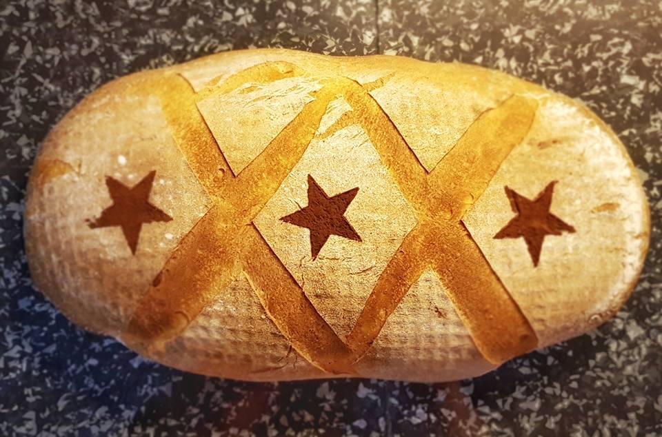 kvaskovy-chlieb-hviezdy 1