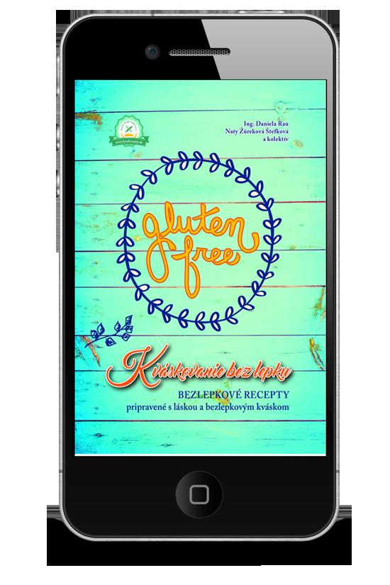 e-kniha bezlepkové recepty