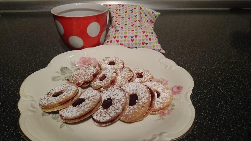 Recept: Lenkine linecké koláčiky z kvásku