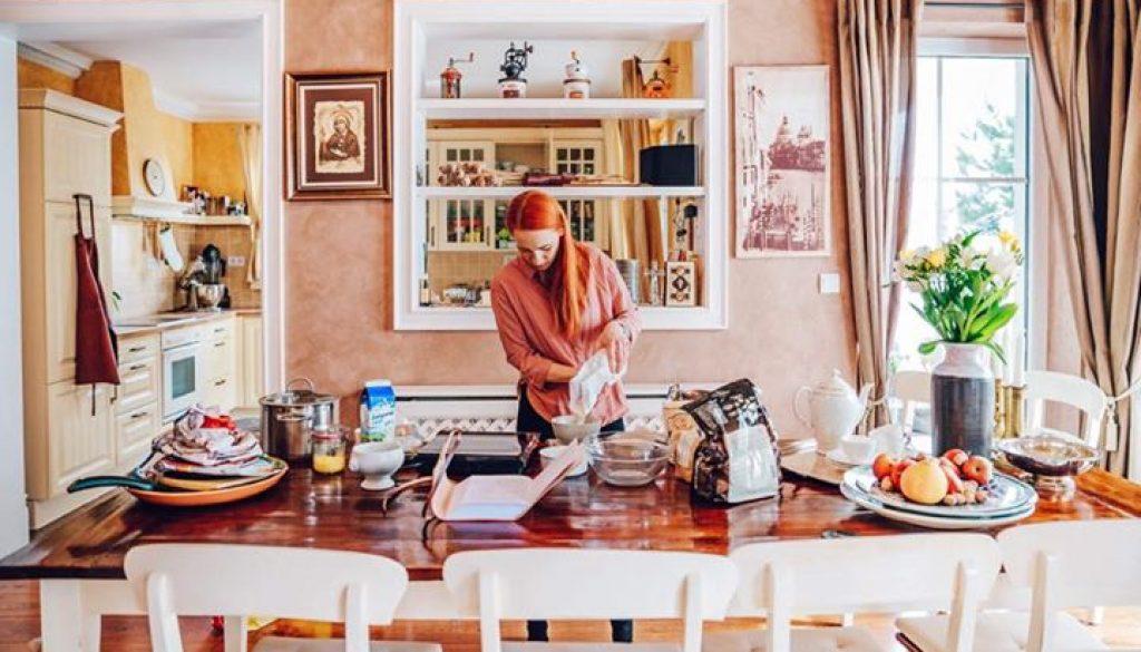 anty v kuchyni 2