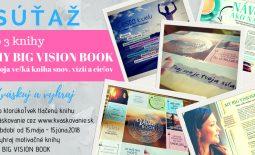 Sutaz o 3 knihy VISION BOOK jpg