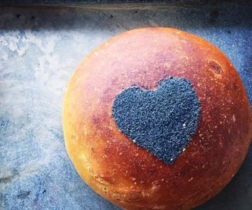 chlieb z osatky