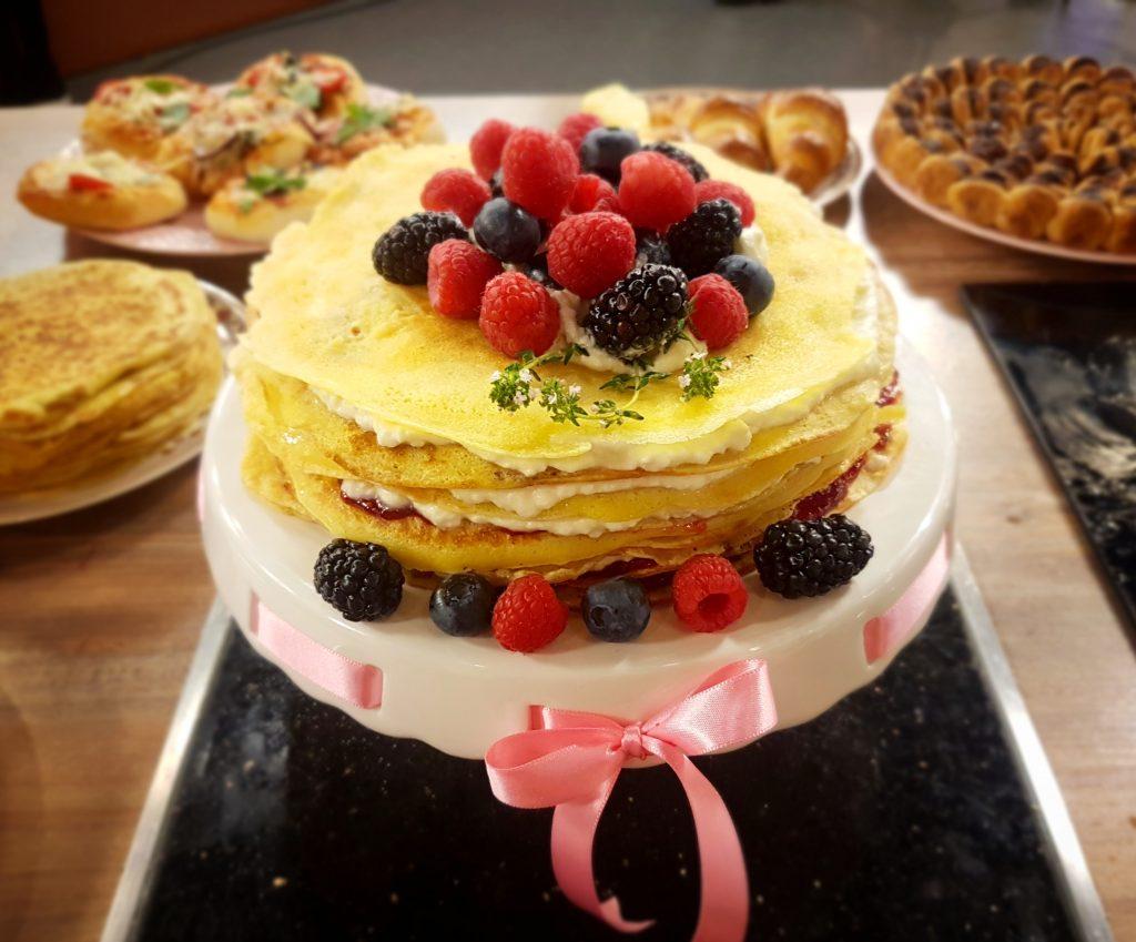 palacinkova torta telerano
