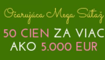 2 dlhy banner Očarujúca Mega Súťaž