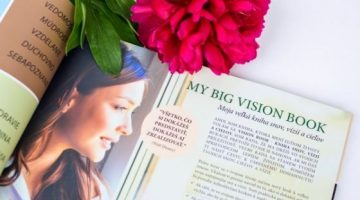3 kniha My Big Vision Book