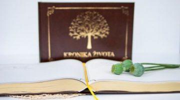 5 rodova kniha kronika zivota
