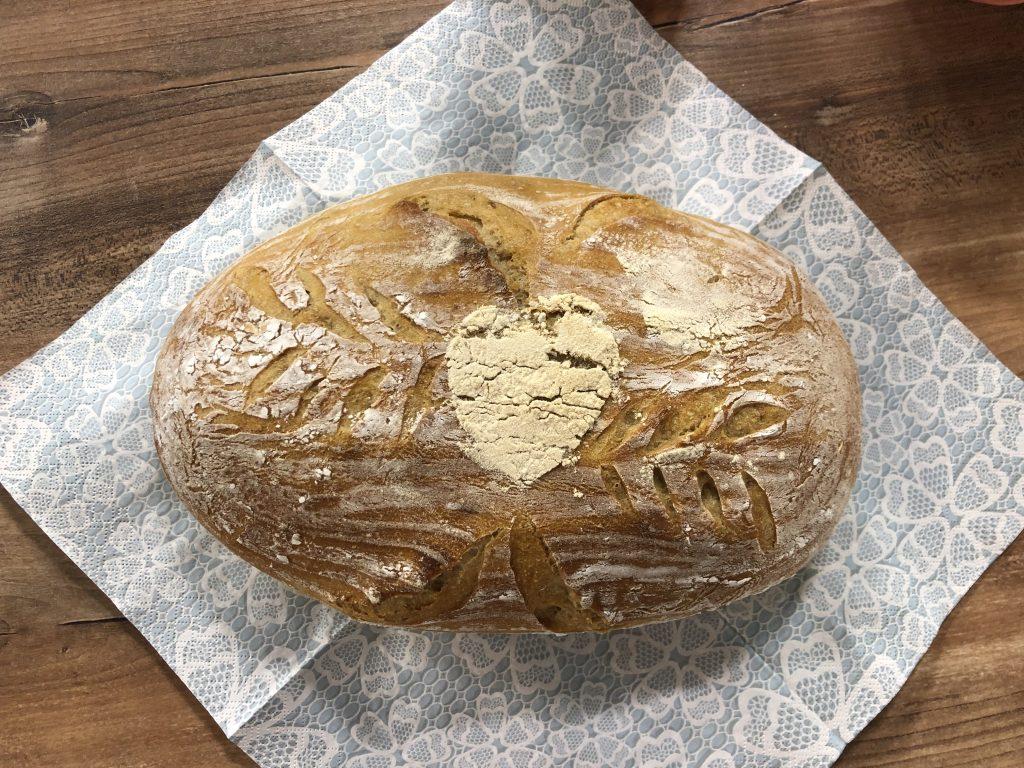 kváskovanie a chlieb v teleráne