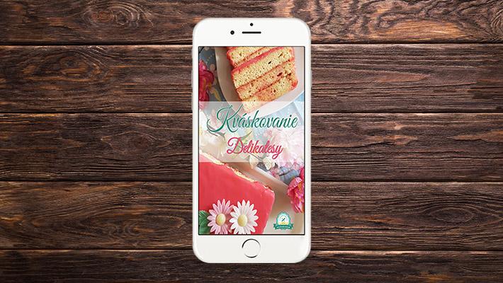 11 chutných receptov so skutočnými delikatesami. Plnohodnotná e-kniha, ktorá je po ruke vždy a všade.