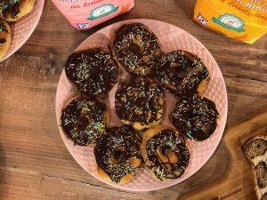 recept z knihy Kváskovanie 3 na Bostonské donuty