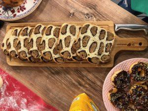recept na chlieb Leopard podľa novej knihy Kváskovanie 3