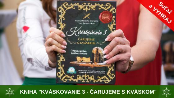 3 výherci / každý v hodnote 24,90 Eur/ Výhercovia: Vojtilová Maja, Macurová Anna, Sušienková Kristína
