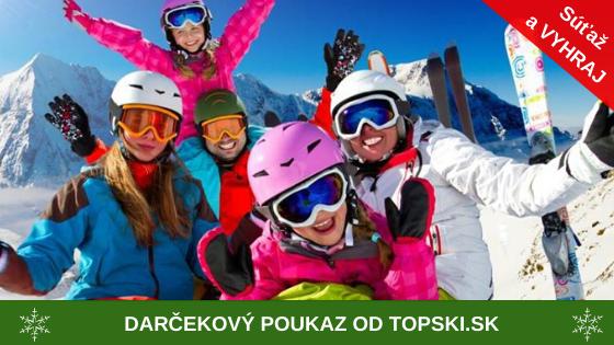 4 výherci / každý v hodnote 50 Eur / Výhercovia: Drábová Mária, Štipáková Bronislava, Ivanková Mária, Kišoňová Lucia