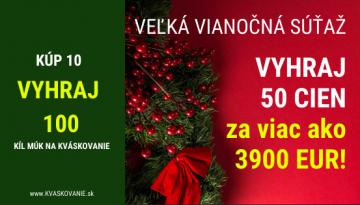 banner velka vianocna sutaz 10 100