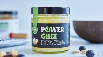 4 Powerlogy ghee maslo