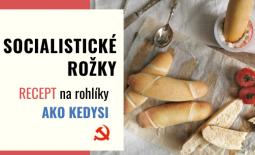 SOCIALISTICKÉ ROŽKY banner blog