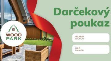 banner poukaz woodpark